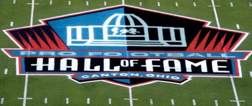 Hall of Fame Game Cancelled