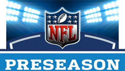 NFL 2016 Preseason TV Schedule