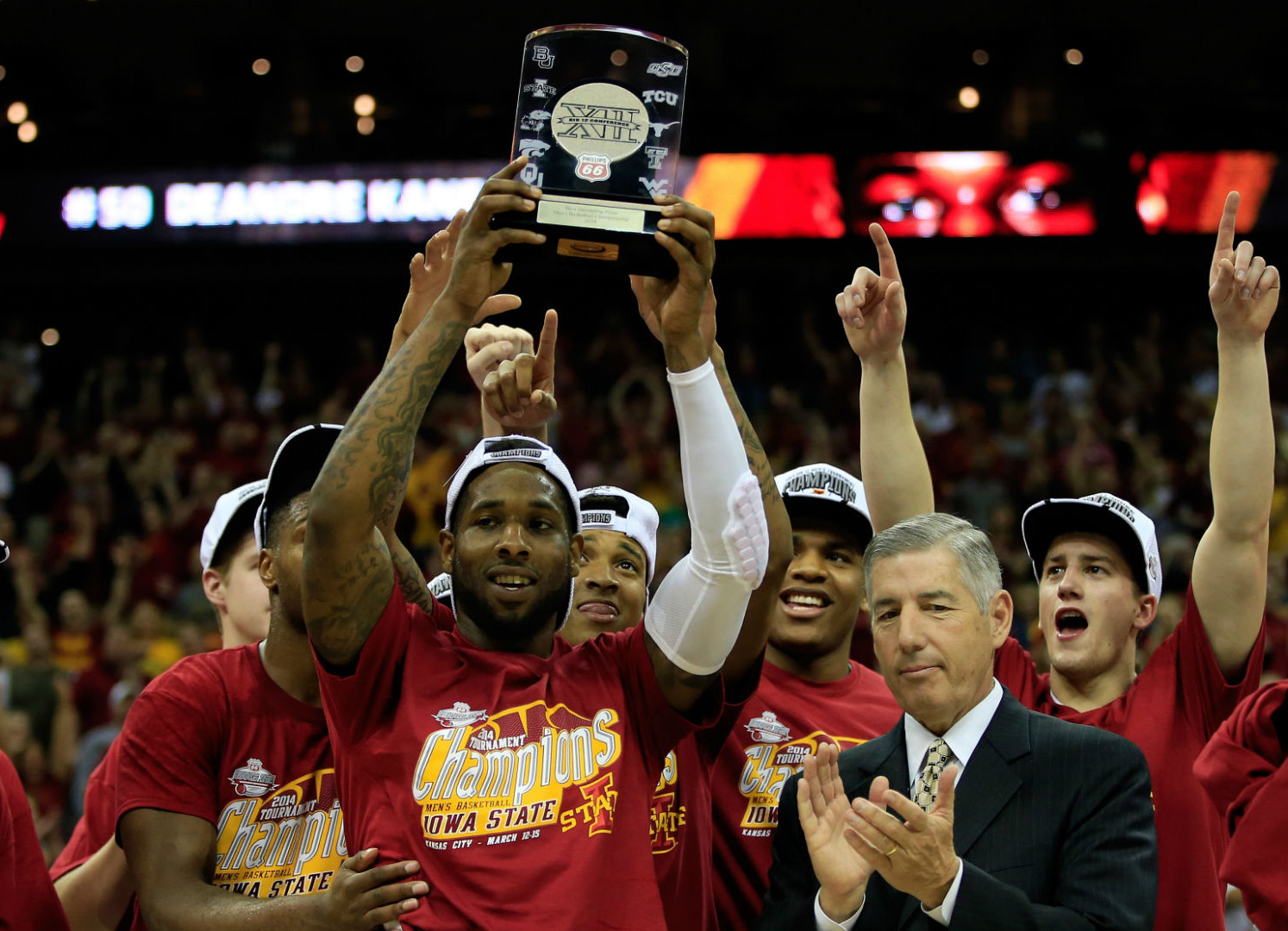 2016 NCAAM Conference Championships